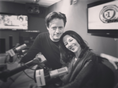 John Fugelsang and Katie Goodman Tell Me Everything Comedy Podcast Radio Guest Speaker