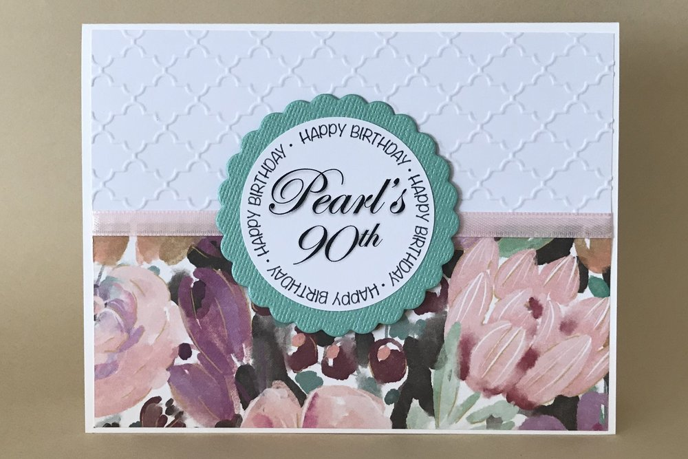 Birthday Invitations - A Personal Touch