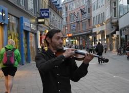 plaza violin