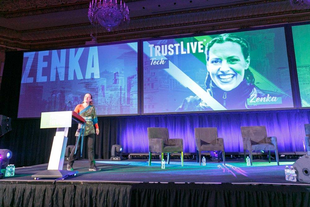 Past Forward Tech Live Keynote | Nov 2017 | Chicago, USA