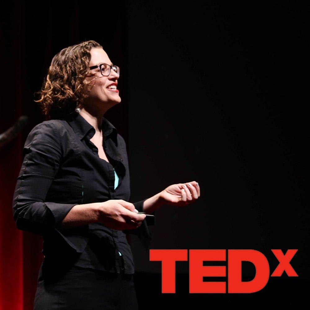 TEDx | Oct 2016 | Jackson Hole, WY, USA