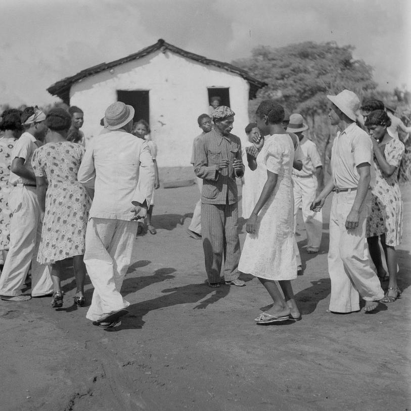Foto: Luiz Saia / Missão de Pesquisas Folclóricas, 1938. Acervo Histórico DOA/CCSP/SMC, cód.: MPF_0235.