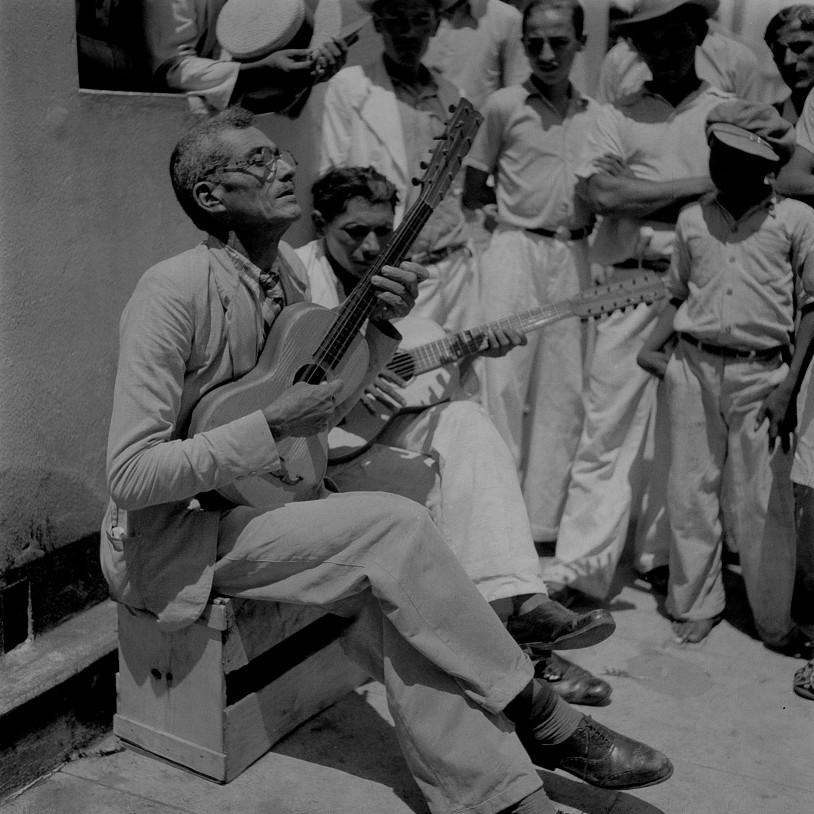 Foto:  Luiz Saia / Missão de Pesquisas Folclóricas, 1938. Acervo Histórico DOA/CCSP/SMC, cód.: MPF_0201.