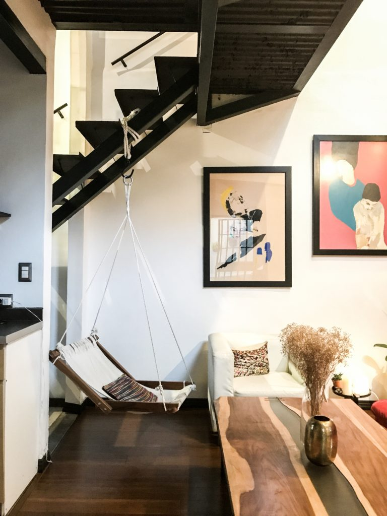 My dreamy urban artist's loft Airbnb in San Jose
