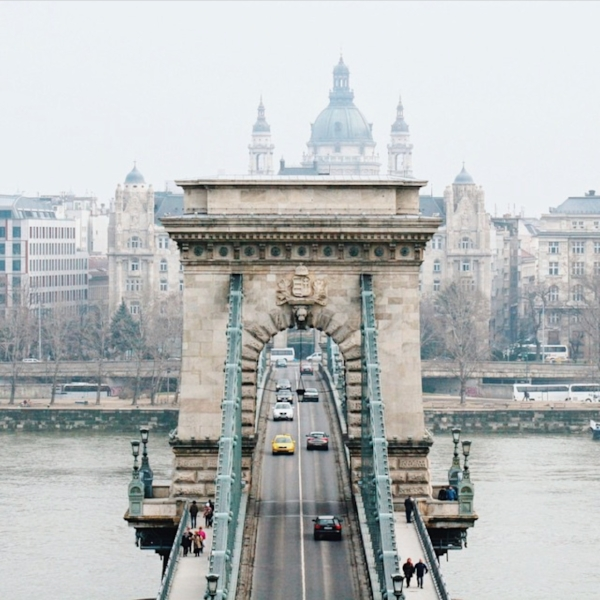 Rather than taking funicular to the top of Budapest's Castle Hill, opt for a (free!) leisurely hike in order to avoid the crowds of tourists, get the best views, and burn some calories.