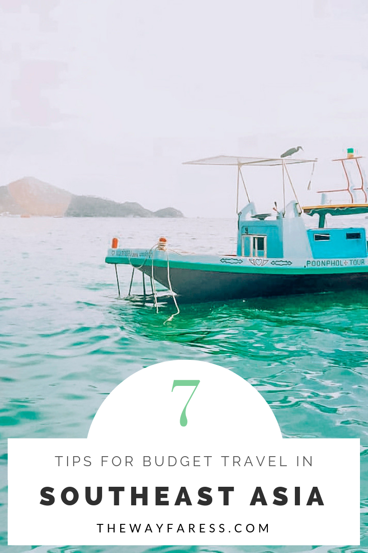 Budget Travel in Southeast Asia