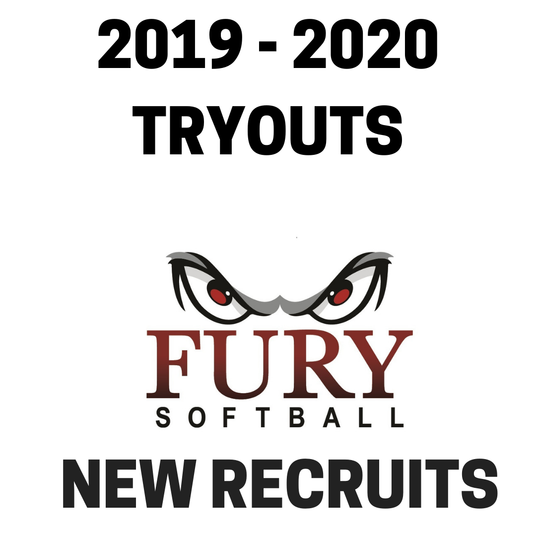 2019 Lady Fury Team Tryouts — Game on 13