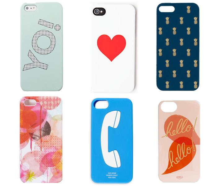 6 Fresh IPhone Cases | FEMME & FORTUNE
