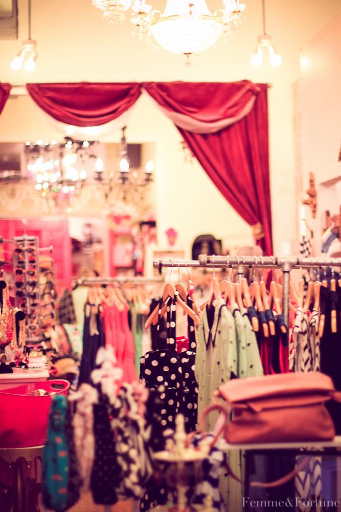 Smak Parlour | Femme & Fortune