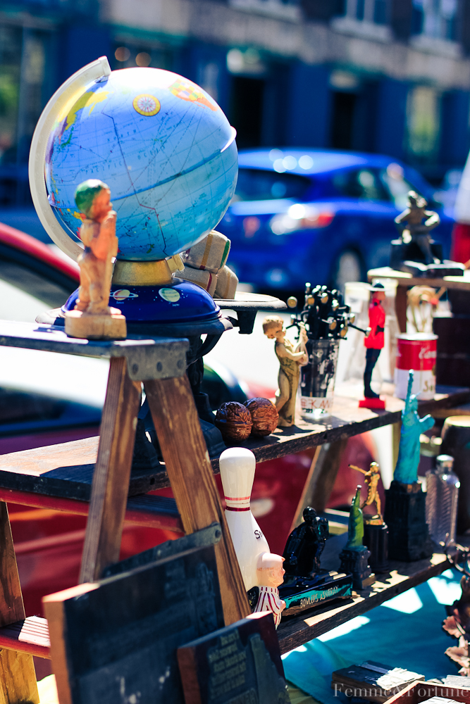 Philadelphia Flea Market | Femme & Fortune