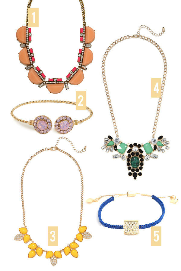 Top 5 Bauble Bar Accessories | FEMME & FORTUNE