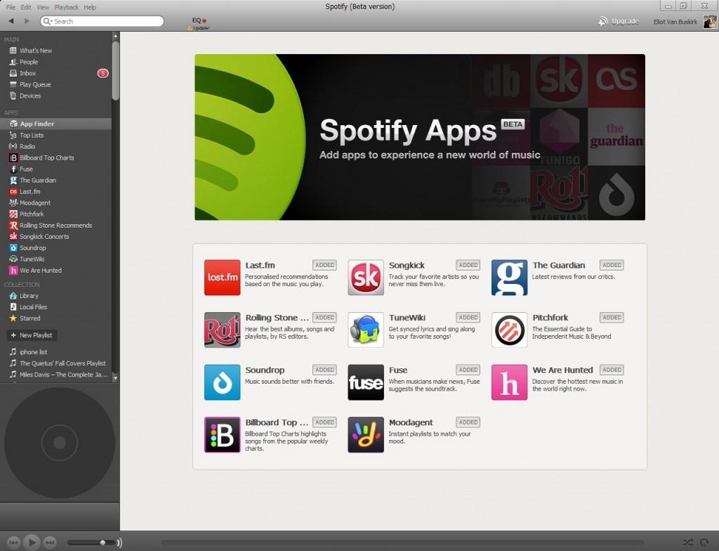 Spotify App | Femme & Fortune