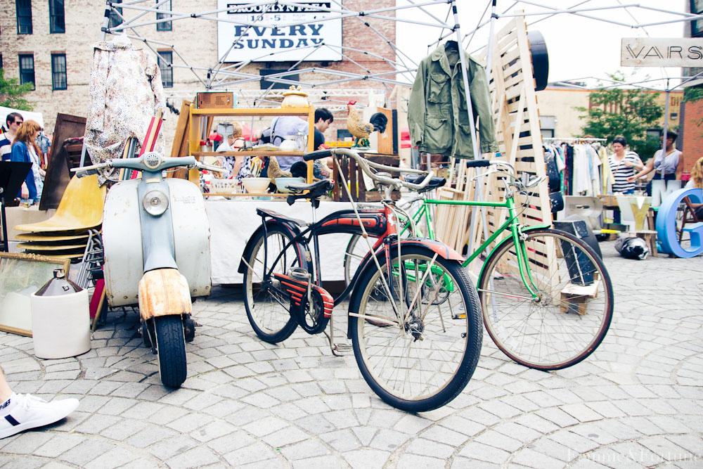 Brooklyn Flea Market   Femme & Fortune
