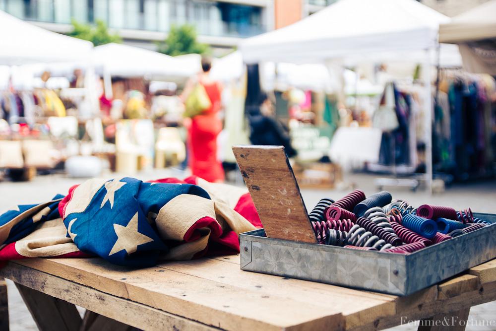 Brooklyn Flea Market | Femme & Fortune