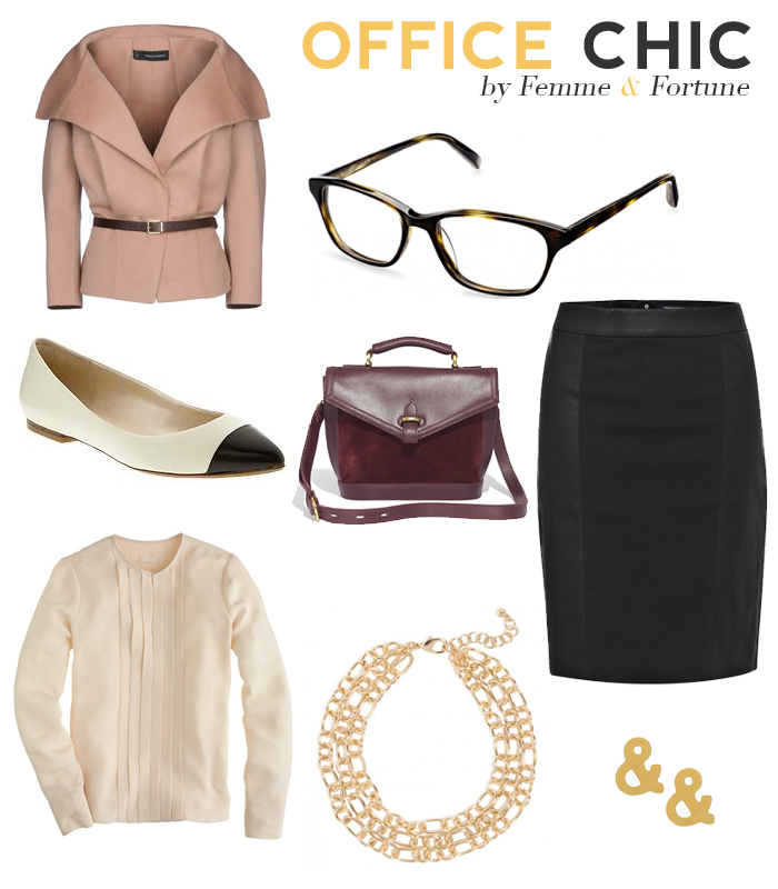 Office Chic | Femme & Fortune