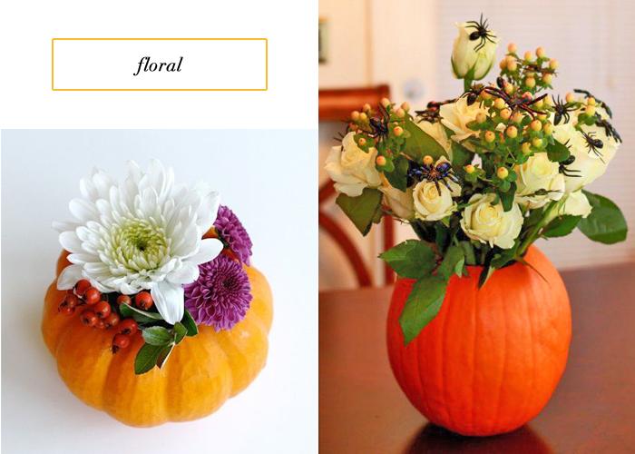 floral-pumpkin
