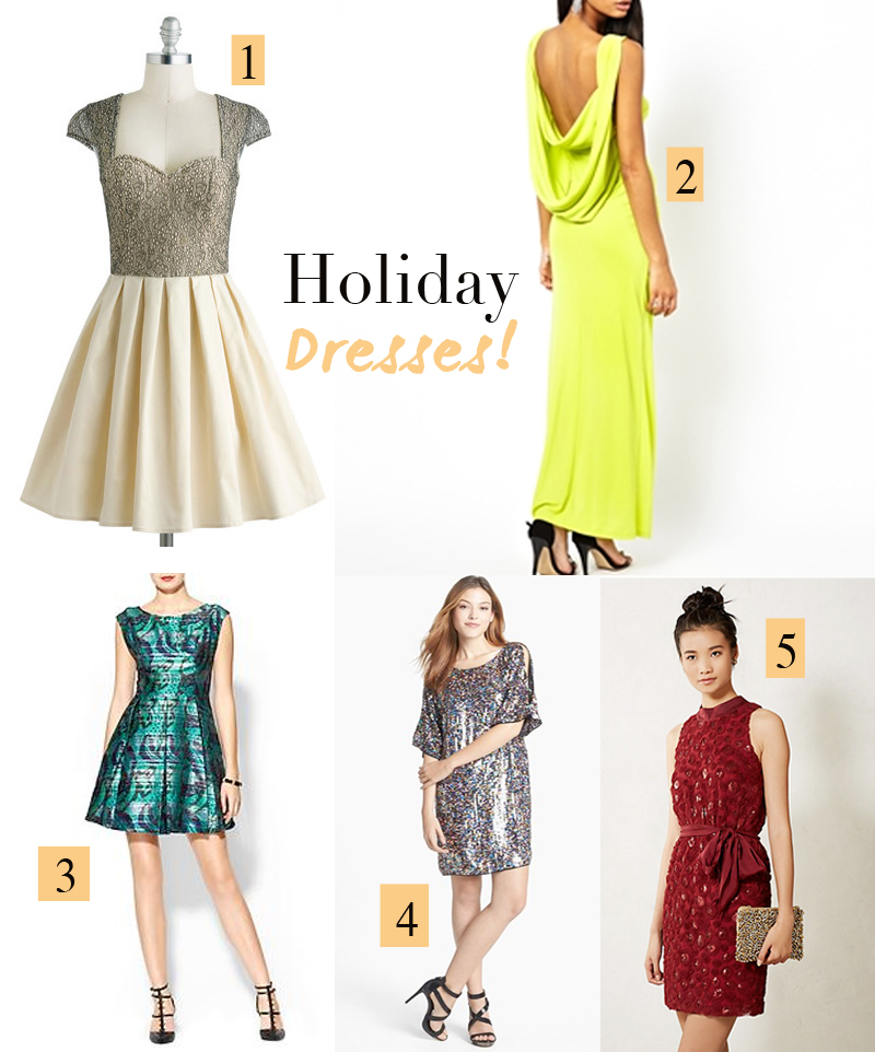 Holiday Dresses | Femme & Fortune
