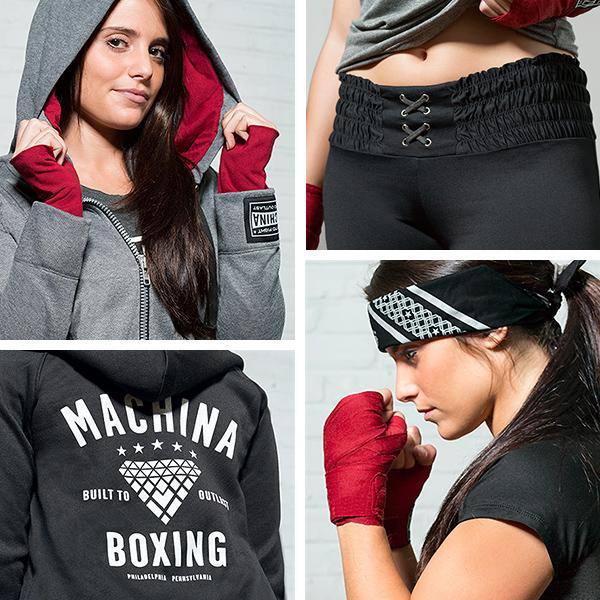 Machina Boxing | Femme & Fortune