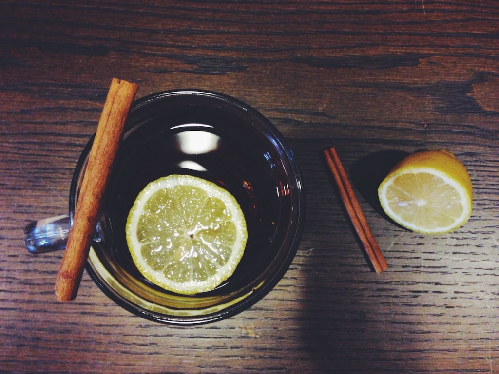 Buttered SNAP Hot Toddy