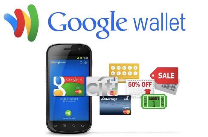 Google Wallet | Femme & Fortune