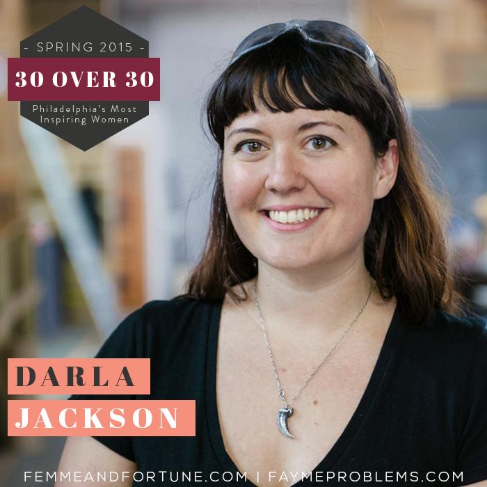 Darla Jackson | Femme & Fortune | 30 Over 30