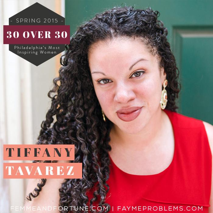 Tiffany Tavarez