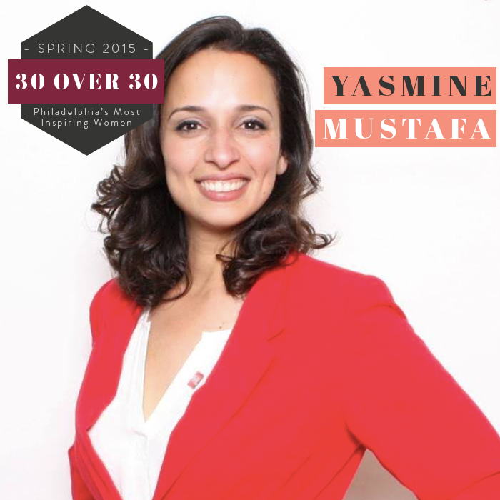 Yasmine Mustafa | Femme & Fortune | 30 Over 30