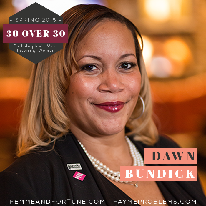 Dawn Bundick | Femme & Fortune | 30 Over 30
