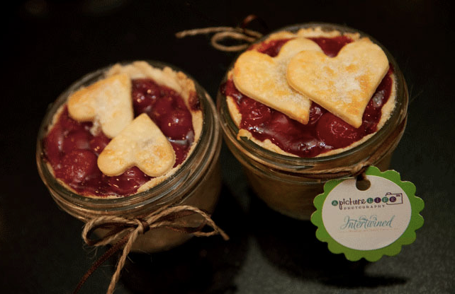 DIY Pie In A Jar
