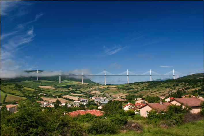Millau Viaduct, Southern France