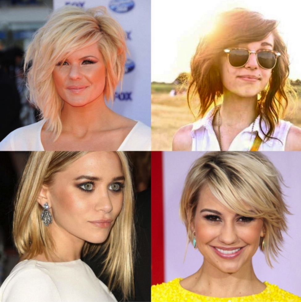 Spring Hairstyles For The Daring - The Asymmetrical | Femme & Fortune
