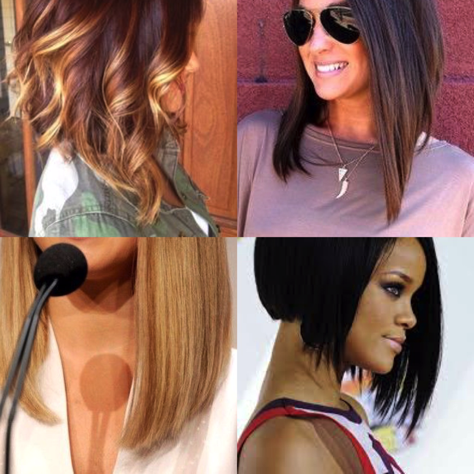 Spring Hairstyles For The Daring - The Lob | Femme & Fortune