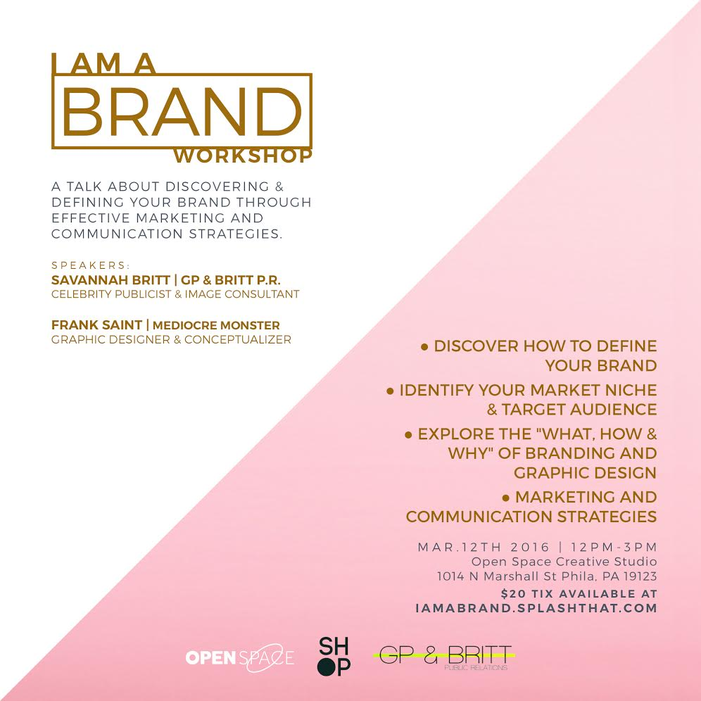 I Am Brand Workshop 2