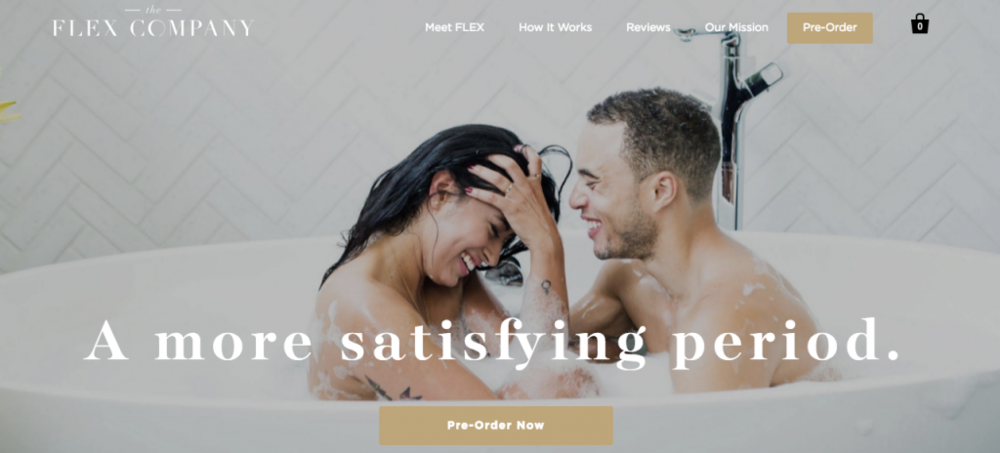 Flex Company | Femme & Fortune