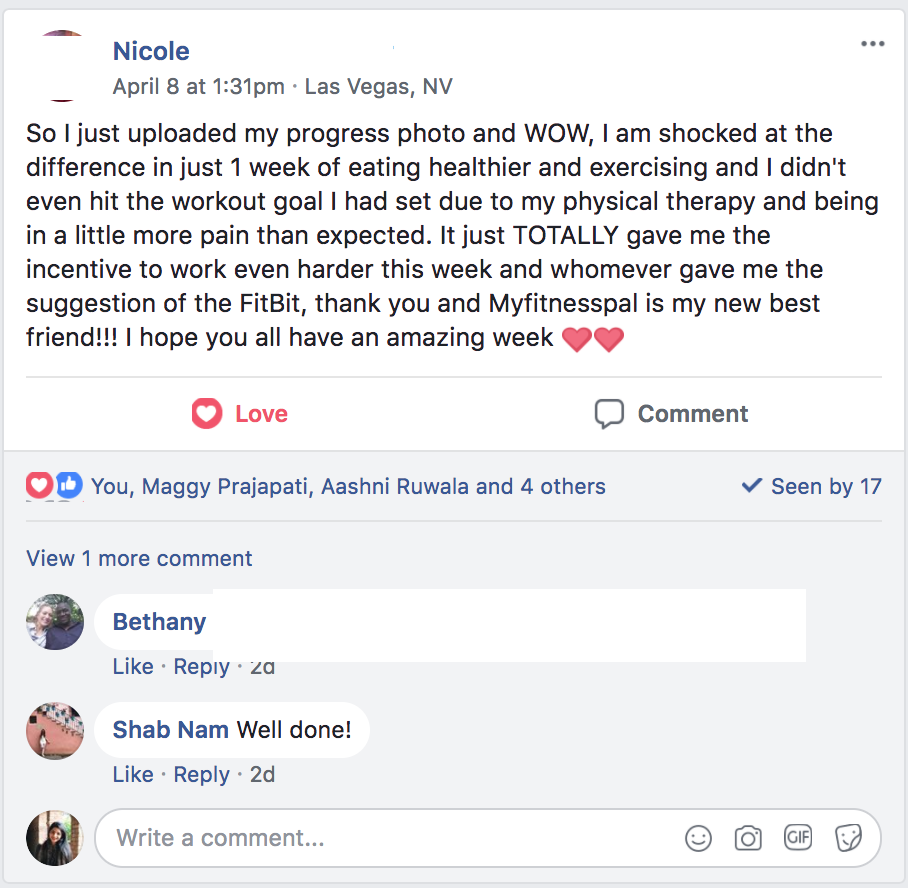 NICOLE: TIGHTENED UP HER SKIN, HAD MORE ENERGY, and FELT AMAZING AFTER JUST 1 WEEK!
