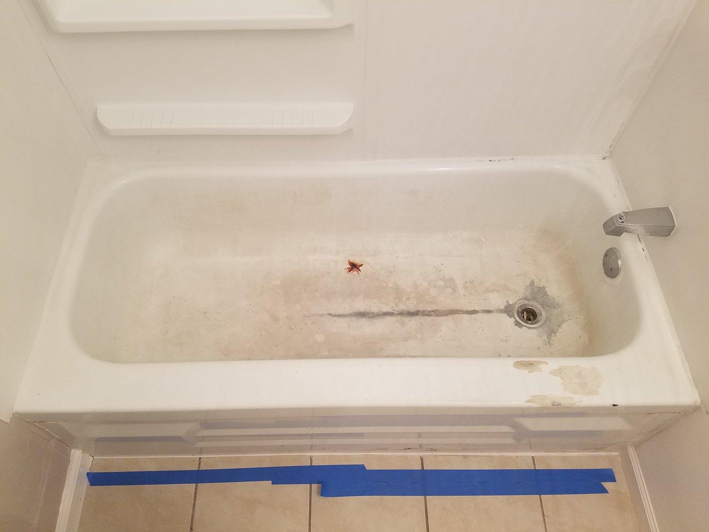 Our Bathtub Reglazing Process — Imperial Reglazing