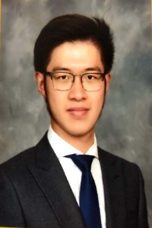Vice President INTERNAL  - Chris Shao