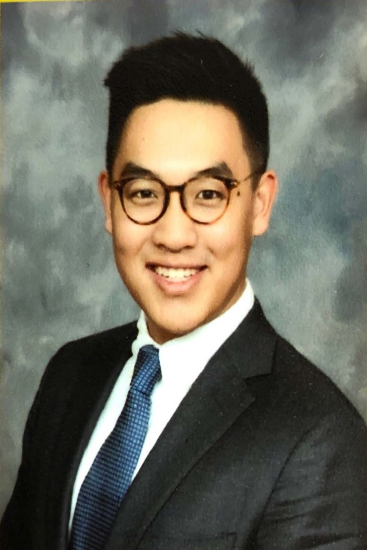 Treasurer  - Bradley Wong