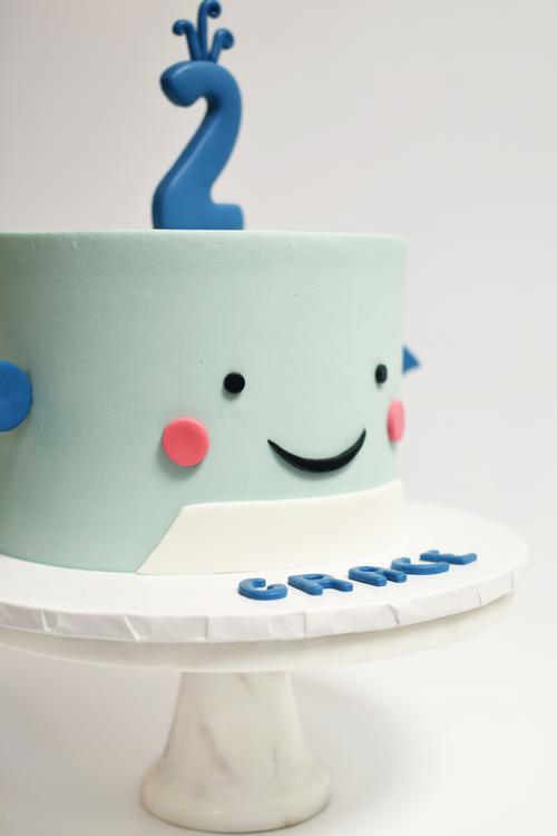 Cakes Bluejays Bakery