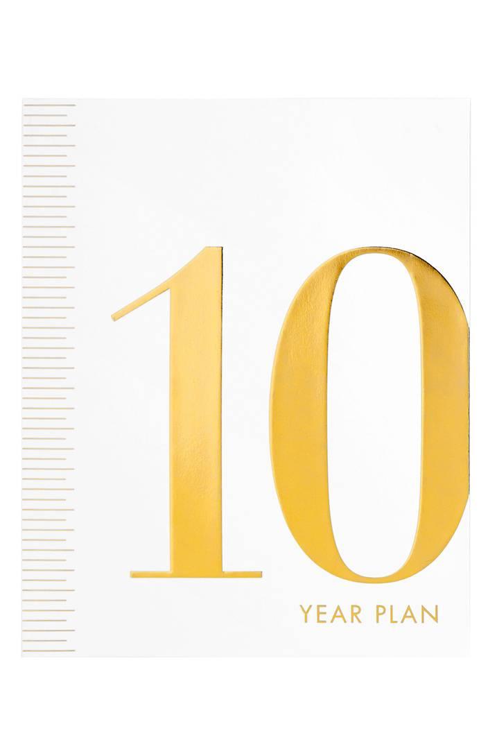 10-Year Plan Journal