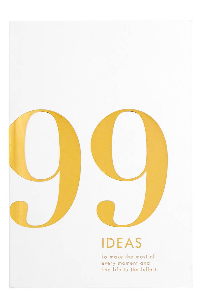 99 Ideas Book