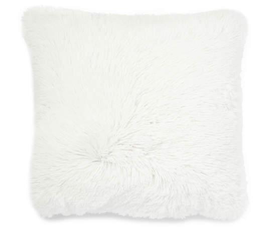 Polar White Decorative Throw Pillow