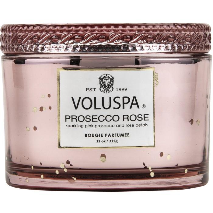 Voluspa Prosecco Rose Candle