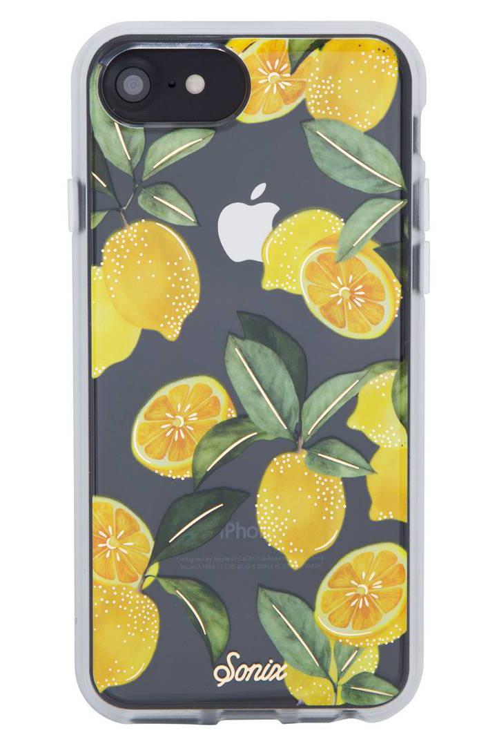 Sonix Lemon Zest iPhone Case