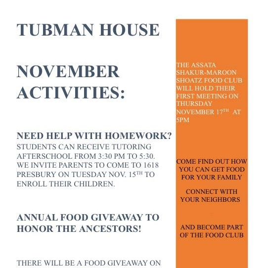 Tubman House November Activities.jpg