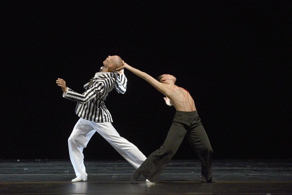 Firebird, Ballett des Saarlandisches Staatstheater, Stacey Aung and Ramon John