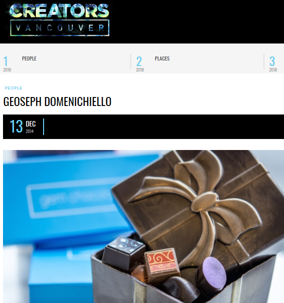 Creators Vancouver (2014)