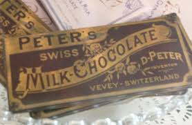 First Milk Chocolate Bar