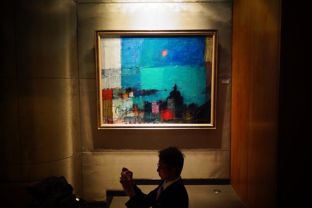 Koji Yoshioka - Roth Gallery Tokyo