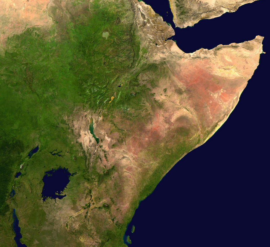 The African Humid Period - 11,000 years ago, increased monsoonal rainfall across eastern and northern Africa fueled the expansion of mega-lakes, river systems, and savanna grasslands. Fisher-hunter-gatherer lifeways emerged and thrived during this